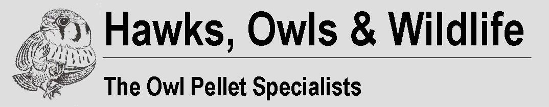 Hawks, Owls & Wildlife- The Owl Pellet Specialists